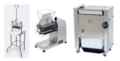 Diverse slagerij- & voedingsmachines