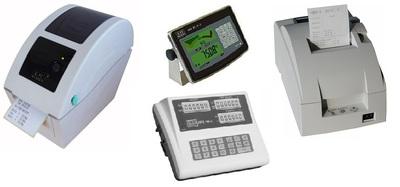 Optiemogelijkheden, indicatoren & printers